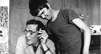 Fernand Deligny et Janmari 1973